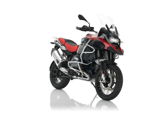 Down Height BMW 1200 Gs